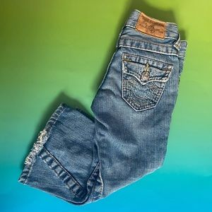 True Religion Toddler (3T) Bootcut Jeans